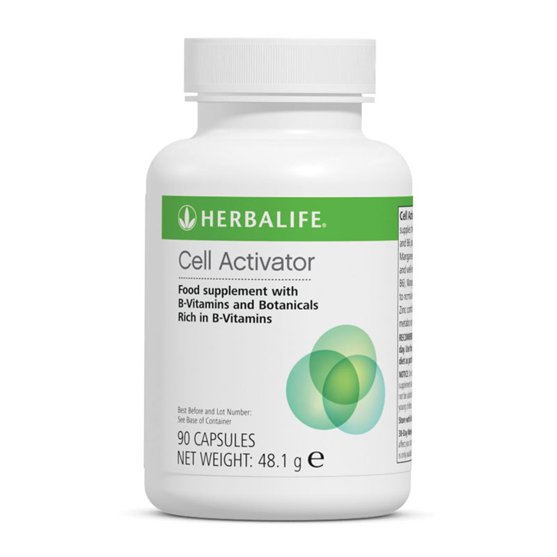 Cell Activator Food Supplement