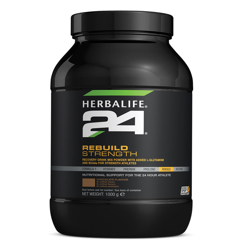 Herbalife24® Rebuild Strength Protein Shake Chocolate
