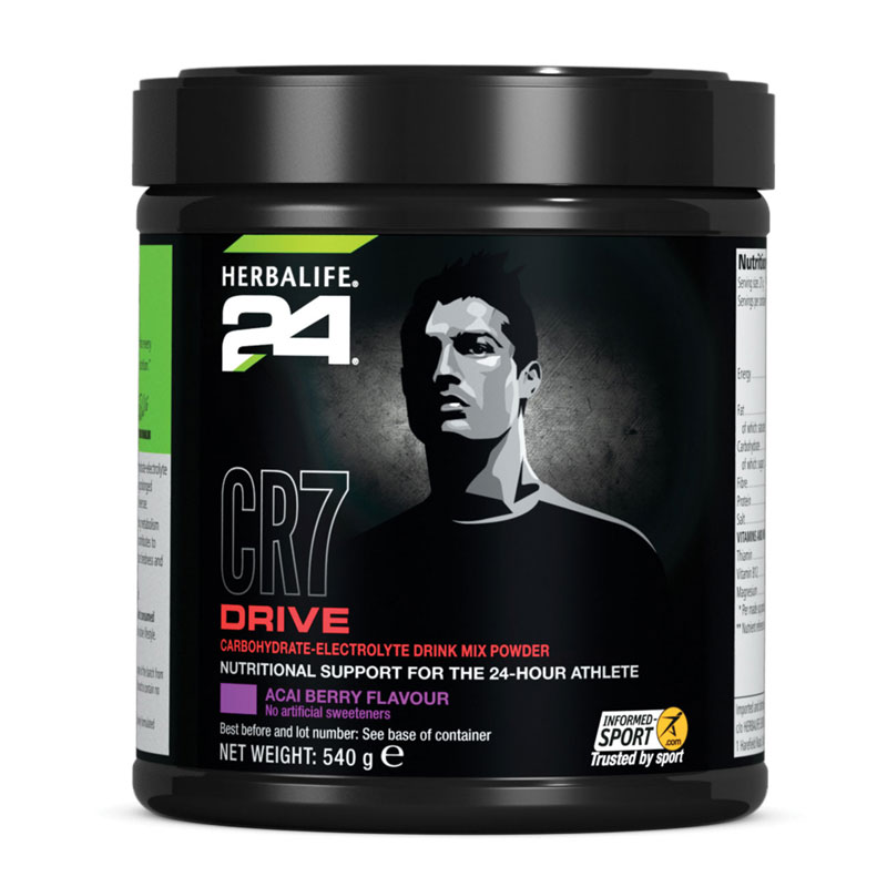 Herbalife24® CR7 Drive Sports Drink Acai Berry