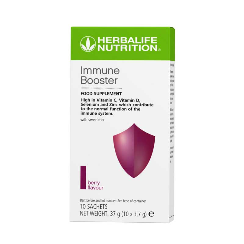 Immune Booster Food Supplement
