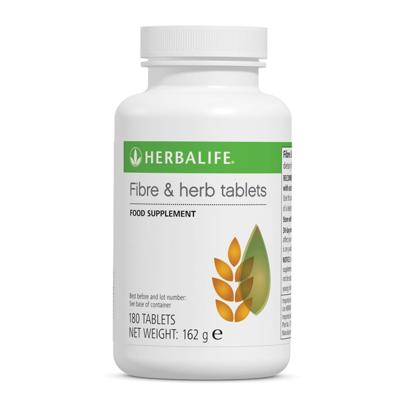 Fibre and Herb Supplement