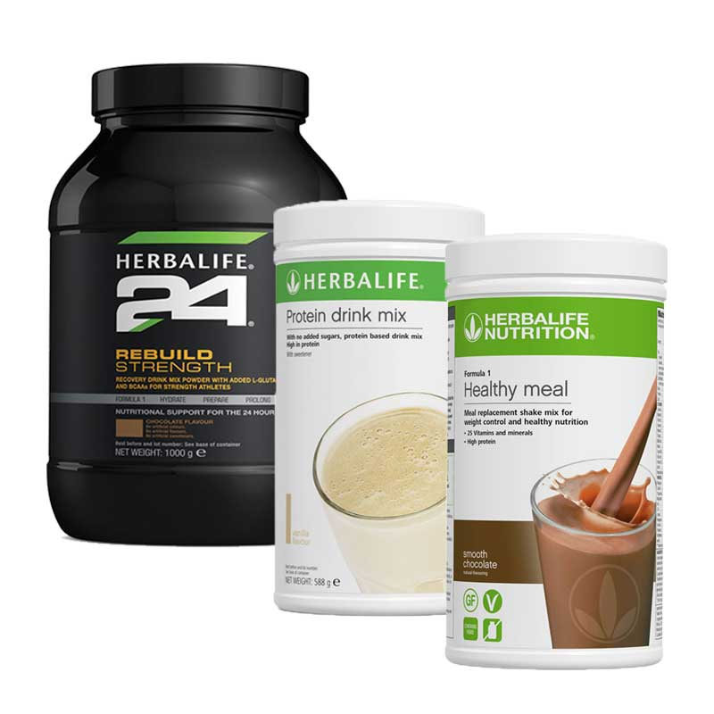 Herbalife Sports & Fitness Bundle