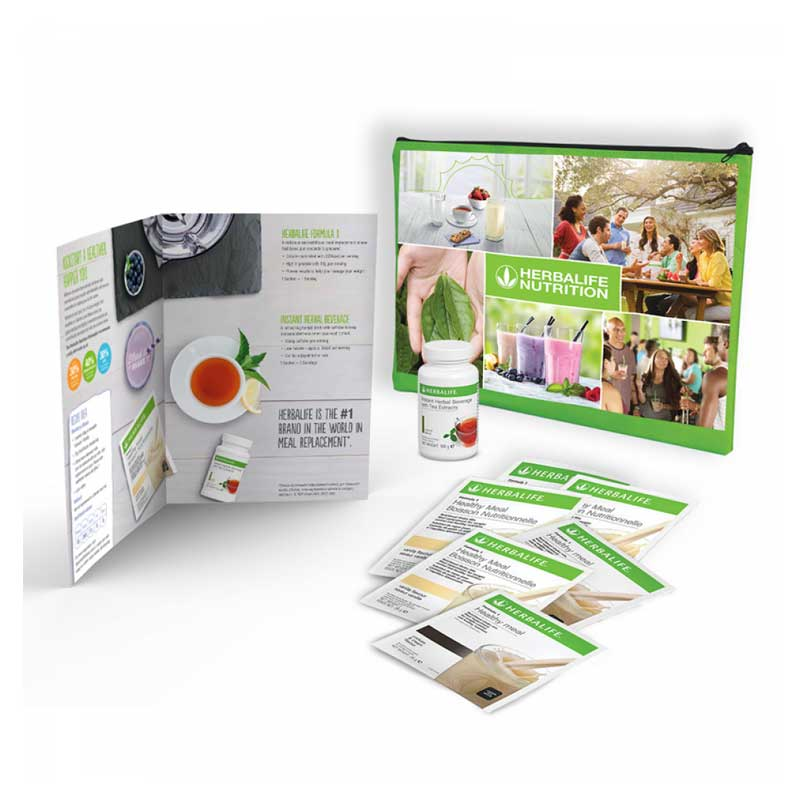 Herbalife 3-day Trial Pack