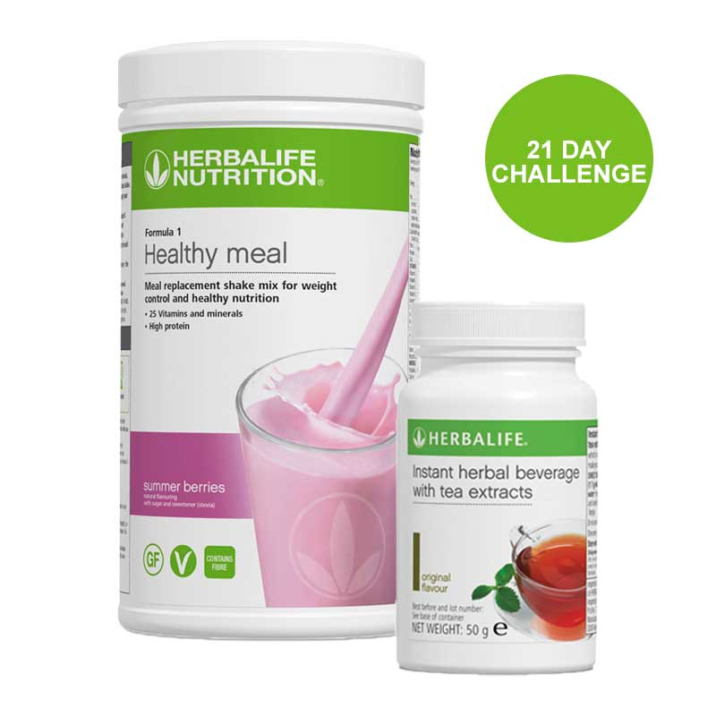 Herbalife 21 Day Challenge Basic bundle