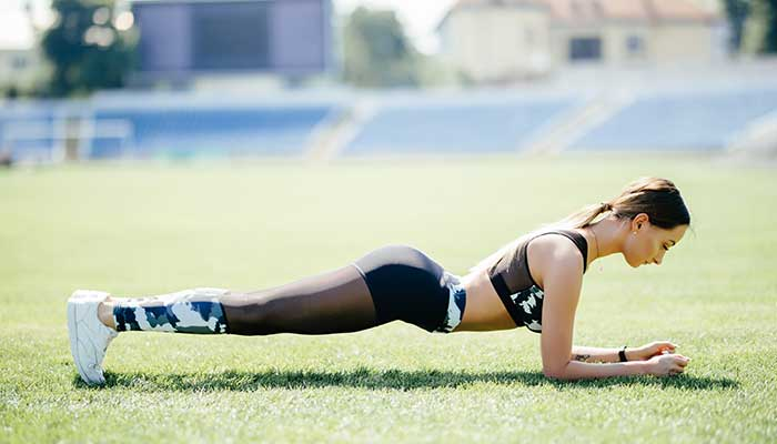 Five Best Ways to Workout Outdoors